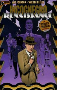 Incognegro: Renaissance #5 VF/NM; Dark Horse | save on shipping - details inside