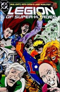 Legion of Super-Heroes #2 (1984)