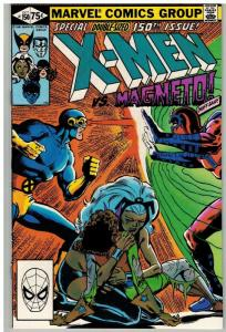 X MEN 150 VF Oct. 1981