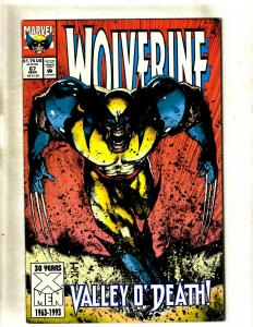 Lot of 12 Wolverine Marvel Comics #67 69 70 71 72 73 74 75 76 77 78 79 HY7