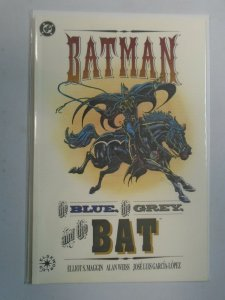 Batman The Blue, The Grey, and the Bat #1 Elseworlds 8.0 VF (1992)