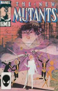 New Mutants, The #31 VF/NM; Marvel | save on shipping - details inside