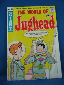 ARCHIE WORLD OF JUGHEAD 19 Fine 1962