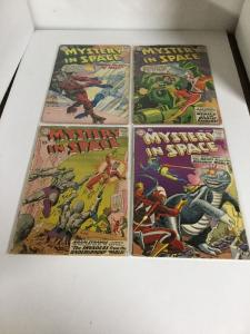 Mystery In Space 52 53 54 55 56 57 58 59 60 Gd-Gd/Vg Good-Good/Very Good 2.0-3.0