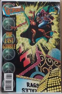 Geomancer #8 (1995)