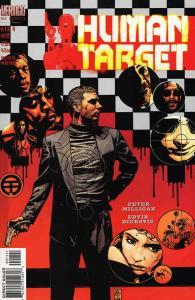 Human Target #1 FN; DC/Vertigo | save on shipping - details inside