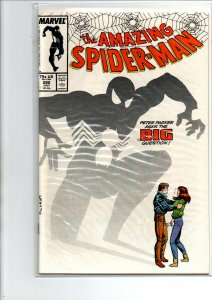 The Amazing Spider-Man #290 - Peter proposes to Mary Jane - 1987 - (-Near Mint)
