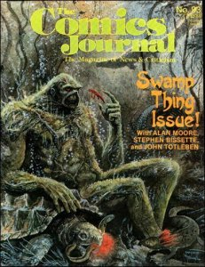 Comics Journal, The #93 FN; Fantagraphics   save on shipping - details inside