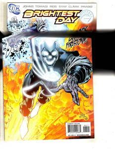 8 Comics Brightest Day 4 6 10 Lantern 22 Guardians 22 10 Night 0 Warrior 0 J328
