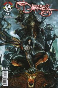 Darkness, The (Vol. 3) #1C VF/NM; Image | save on shipping - details inside