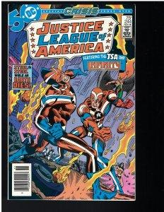 Justice League of America #244 (1985)