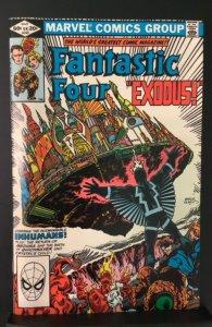 Fantastic Four #240 (1982)