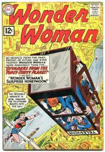 Wonder Woman #127 1962-  DC Silver Age FN