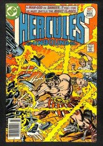 Hercules Unbound #9 (1977)