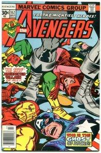 Avengers #157 1977- Marvel Bronze Age high grade vf/nm