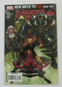 Amazing Spider-Man #569 VF/NM Key Issue 1st Full App. of Anti-Venom Marvel 2008