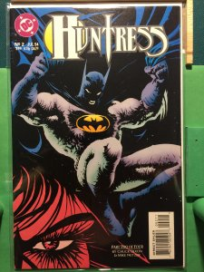 The Huntress #2 vol 2