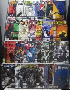 DETECTIVE COMICS COLLECTION! (DC) 28 issues from #744-835 plus Annuals #1,2,3!