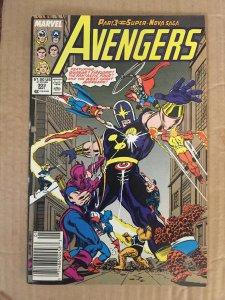 Avengers #303
