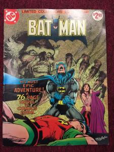 Limited Collectors' Edition Batman #C-51-1977-Batman-Ra's Al Ghul- Neal Adams