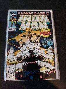 Iron Man #263 (1990)