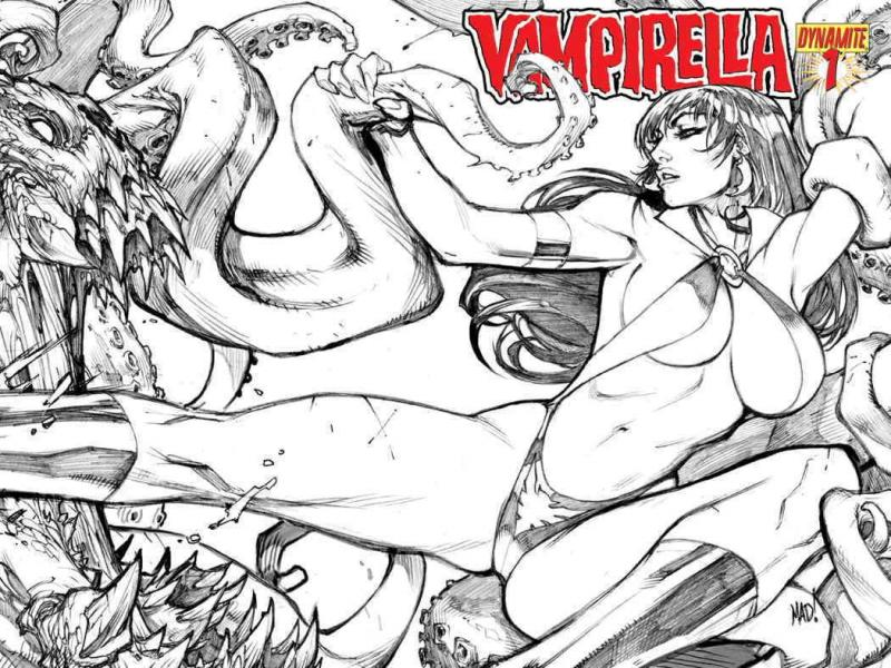 Vampirella (3rd Series) #1G VF; Dynamite | save on shipping - details inside