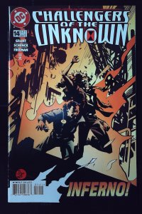 Challengers of the Unknown #14 (1998)