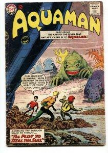 Aquaman #8 1963- DC Silver Age comic book