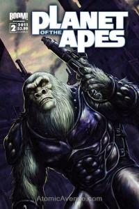 Planet of the Apes (5th Series) #2A VF/NM; Boom!   save on shipping - details in