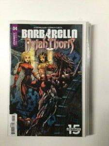 Barbarella Deja Thoris 4 Variant Near Mint Dynamite HPA