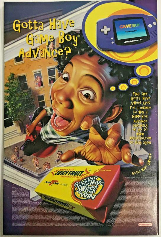 AMAZING SPIDER-MAN#33 VF/NM 2001 J SCOTT CAMPBELL COVER MARVEL COMICS