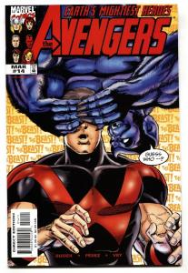 Avengers #14 1st appearance of Pagan NM-