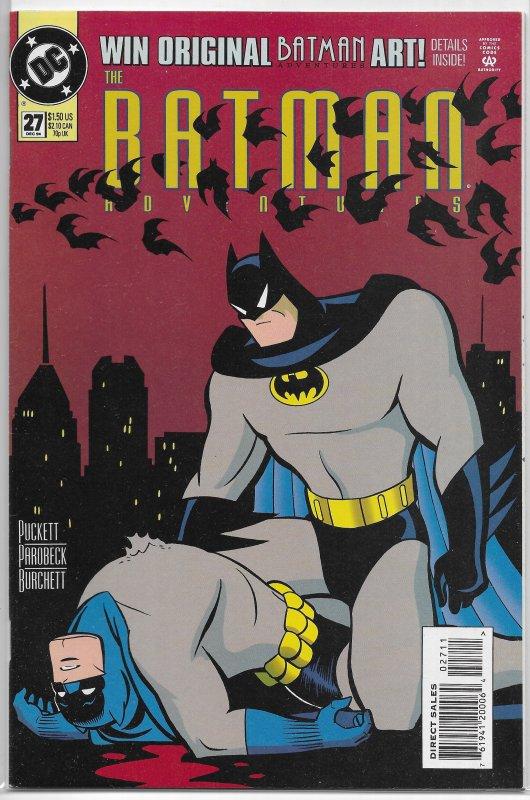 Batman Adventures   vol. 1   #27 FN