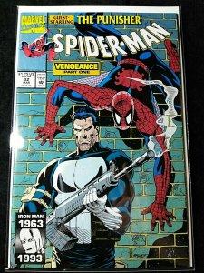 Spider-Man #32 Punisher (Marvel, 1993) Very High Grade