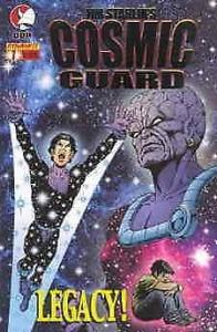 Cosmic Guard #1A VF/NM; Devil's Due | save on shipping - details inside