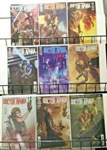 STAR WARS: DOCTOR APHRA - Lot of 18 Comics - 2017-2020 Very Fine!