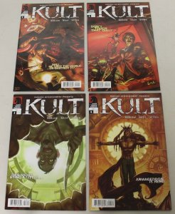 Dark Horse: Kult (2011) #1-4 COMPLETE SET