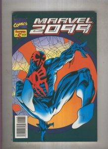 Marvel 2099 numero 05: Juegos de salon