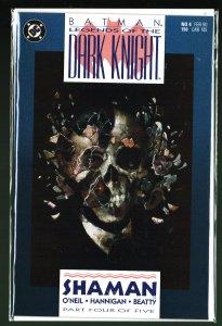 Legends of the Dark Knight #4 (1990)