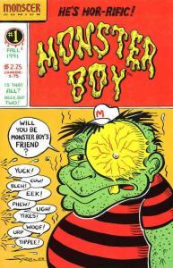 Monster Boy #1 FN; Monster | save on shipping - details inside