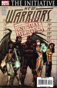 New Warriors (4th Series) #3 VF/NM; Marvel | save on shipping - details inside