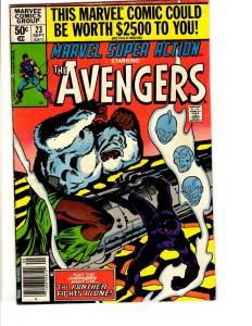 9 Marvel Comics Super Action 23 Heroes 37 42 Fanfare 15 33 35 Saga 1 COC 1 3 RJ1