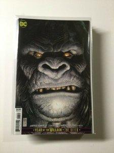 Justice League 27 Variant Near Mint Dc Comics HPA