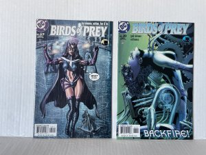 Birds of Prey #69 and 70 (2004) Unlimited Combined Shipping