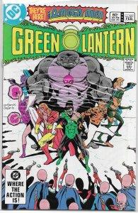 Green Lantern   vol. 2   #161 VF