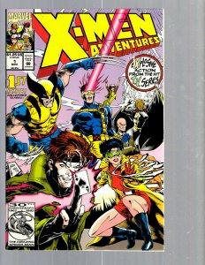 12 Comics X-Men 1 2 6 7 Warlock Chronicles 1 2 3 4 5 8 X-Men Chronicles 1 2 EK17