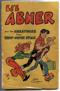 Li'l Abner and the Creatures from Drop-Outer Space 1965- FRAZETTA low grade