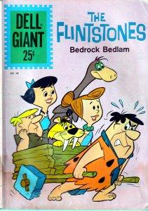 Dell Giant # 48 The Flintstones