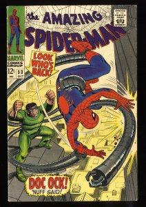 Amazing Spider-Man #53 FN+ 6.5 Doctor Octopus!