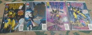 Wolverine / Gambit: Victims #1 2 2 3 4 1995 MARVEL  complete mini series